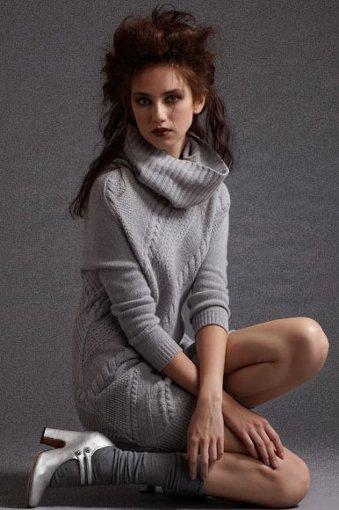 kristee sweater dress