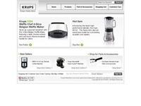 Krups Online Store