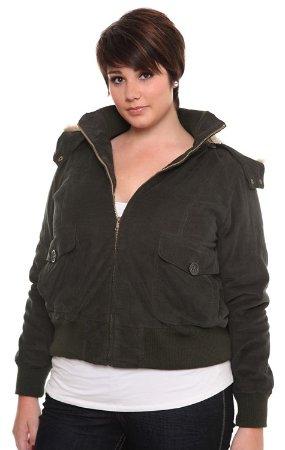 olive corduroy jacket