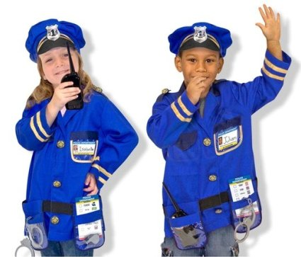 Police Officer Role Halloween Costume