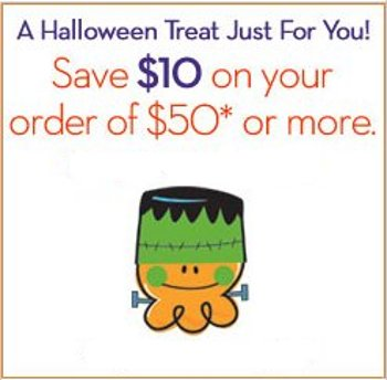 The Popcorn Factory Halloween offer