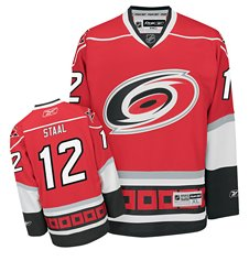 Reebok Caroina Hurricanes Eric Staal Premier Home Jersey