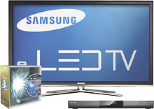 samsung 3d entertainment package