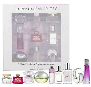 sephora favorites collectors edition fragrance sampler for her