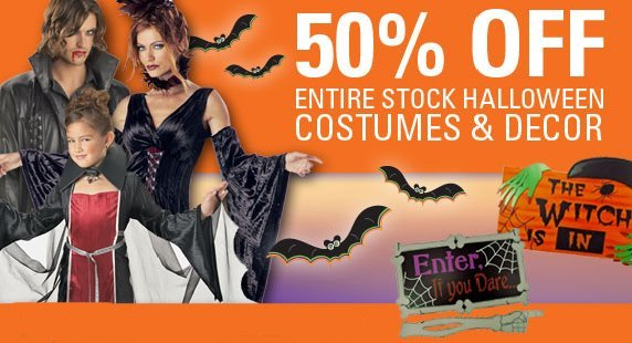 Shopko Halloween offer