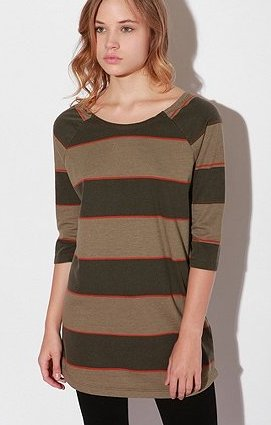 Truly Madly Deeply New Striped Tunic