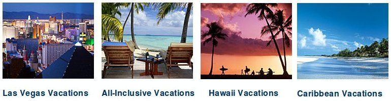 Travelocity Vacations