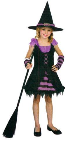 Sassy Witch Girl