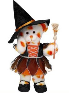 witch teddy halloween costume