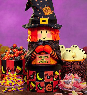 witch tower of sweets