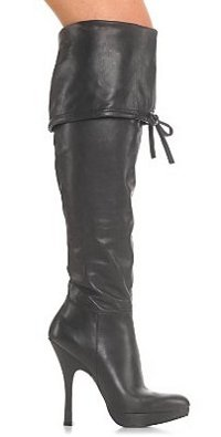 Boutique 9 Marnie Over-the-Knee Boots with Thigh High Cuffs