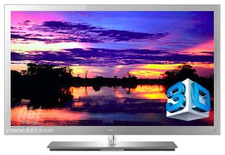 Samsung 46-inch Series 9 Titanium LED Flat Panel LCD HDTV