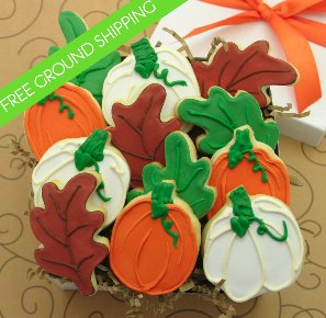 Autumn Harvest Gift Box