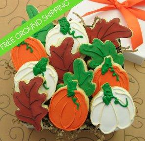Autumn Harvest Gift Box
