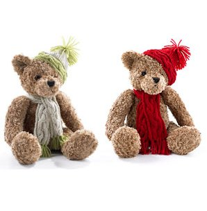 Boscov's Exclusive Holiday Bears Assortment