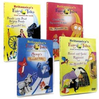 Britannica's Fairy Tales - DVD set