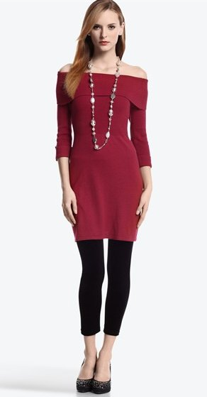Dynasty Sweater Dress