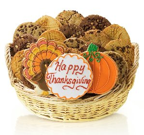 Happy Thanksgiving Gift Basket