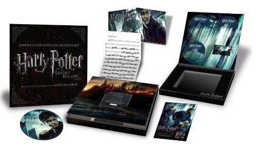 Harry Potter and the Deathly Hallows - Part 1 Soundtrack: Limited Edition Collector's Set