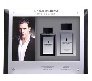 The Secret For Men By Antonio Banderas Gift Set
