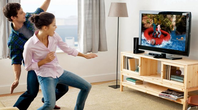 Enjoy Controller-Free Gaming with Microsoft Kinect for Xbox 360