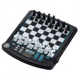Kingmaster III Electronic Chess & Checkers Game