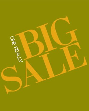 lord and taylor one really big sale