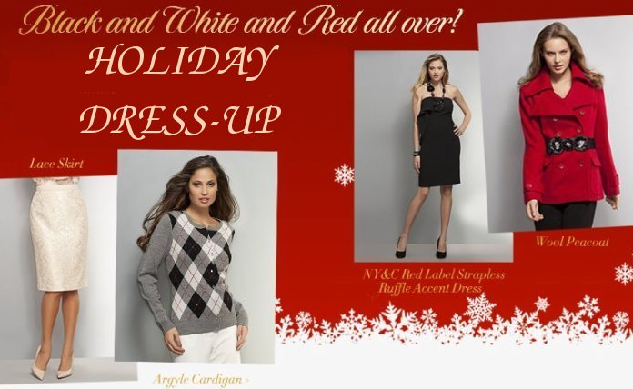 new york and company holiday dress up