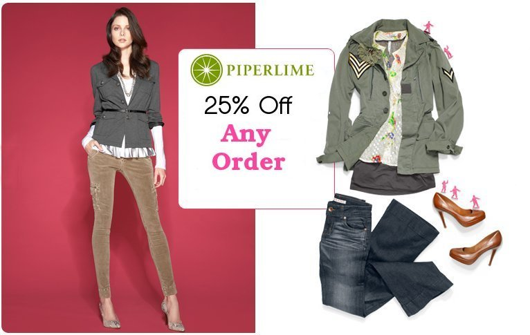 Save Big with Piperlime