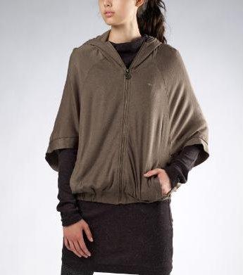 Rudolf Dassler Batwing Fleece Sweat Jacket
