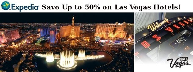 Save Big on Las Vegas Hotels
