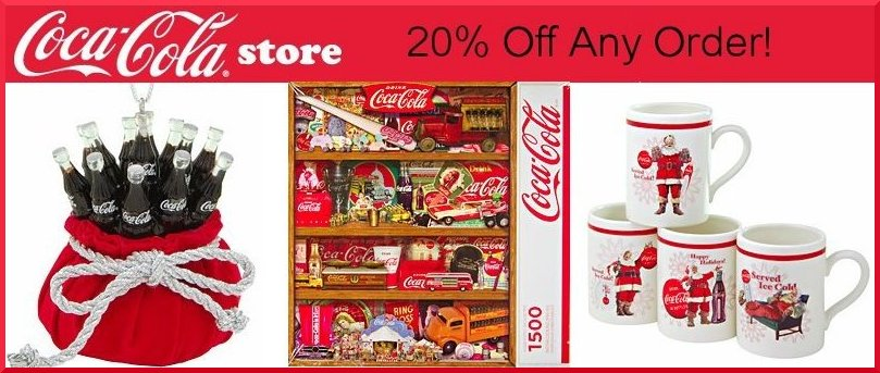 Save Big with Coca Cola Store