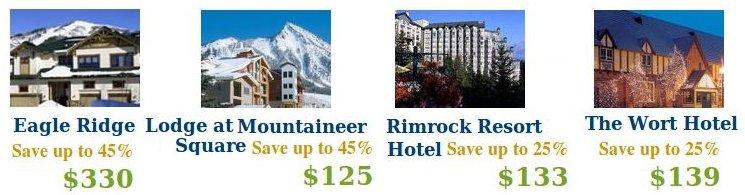 Ski Hotel Deals