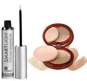 SmartLash Eyelash & Transformative Dual Foundation