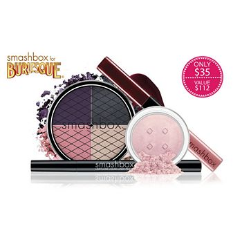 Smashbox Burlesque makeup kit