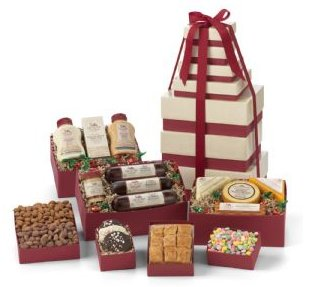 Snack Tower holiday Gift