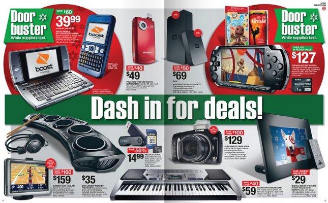 target black friday 2010 ad