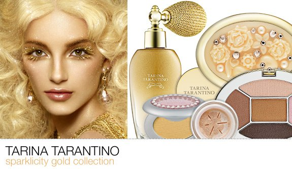 Tarina Tarantino Sparklicity Gold Collection