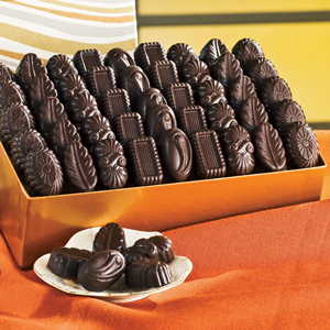 Thanksgiving Chocolate Gift Box