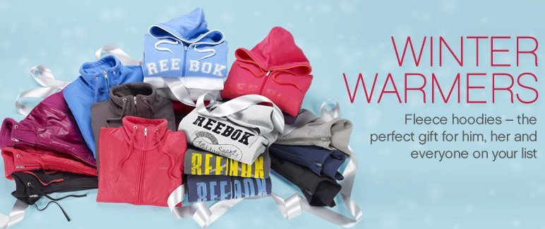 Reebok Winter Apparel