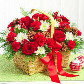 Basket of Christmas