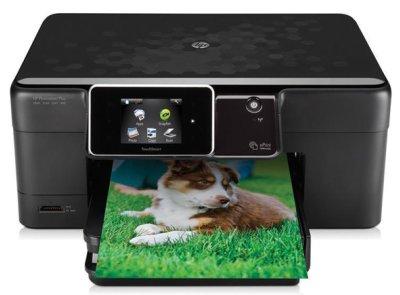 HP Photosmart Plus e-All-in-One Printer B210a