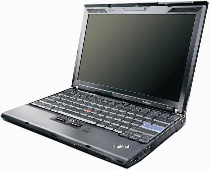 ThinkPad X201i laptop