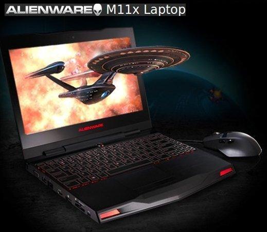 Alienware M11x Laptop