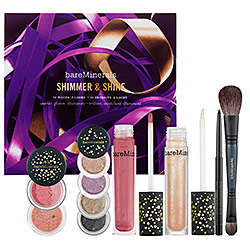 bareMinerals Shimmer and Shine Collection