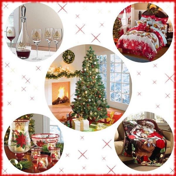brylane home christmas decor