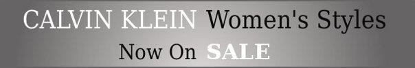 Calvin Klein sale