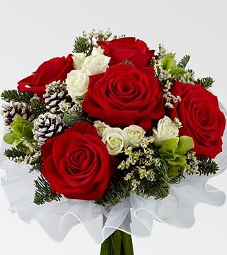 Christmas Love Bouquet