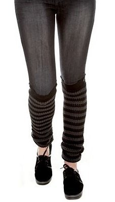 Convertible Legwarmer And Shorts Jeans