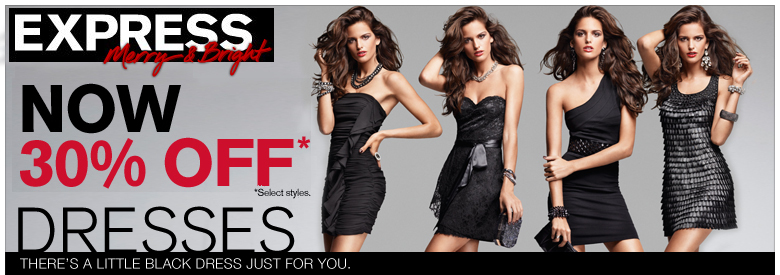 Express Hot Party Dresses
